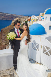 santorini wedding package for 2