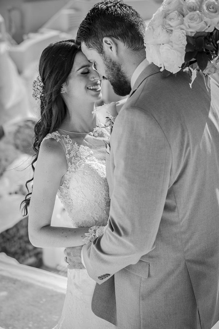 santorini wedding for two