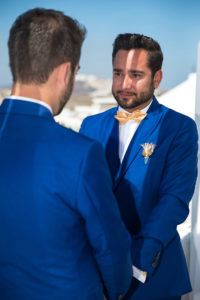 santorini gay wedding