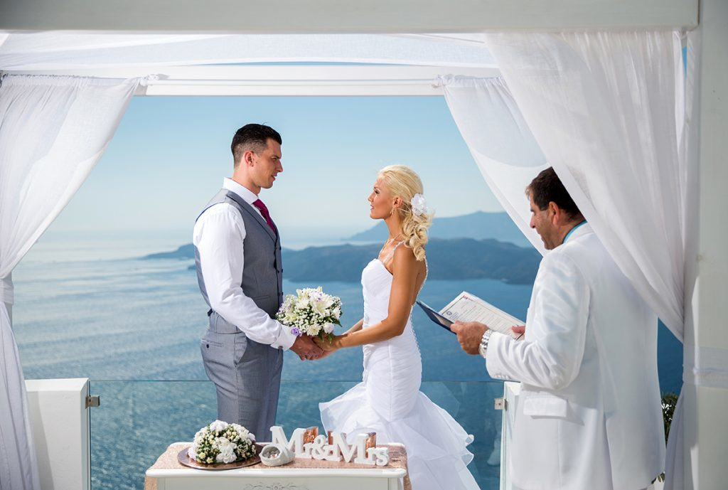 Santorini Officiant